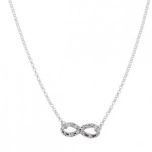 conjunto infinito facetado con cadena