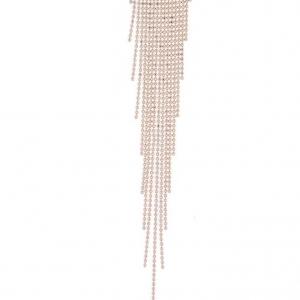 conjunto charleston cadenitas larga con rosado