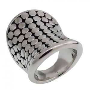 anillo, electro, alargado, bolitas