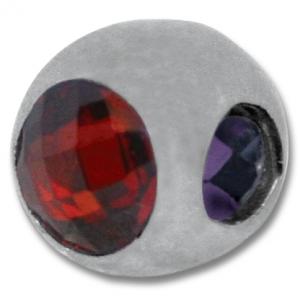 cubic bifaz color granate y amatista