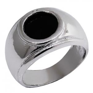 anillo platabella bombe con onix