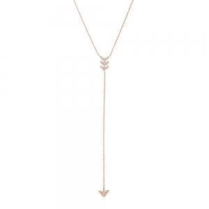 Conjunto corbatero flecha, rosado