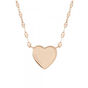 Conjunto corazon rosadp