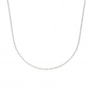 Cadena forcet diamantada hilo 40 ( precio x 40 cm )