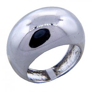 anillo platabella rodinado bombe gigante