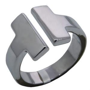 anillo t grande sin piedra platabella