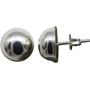 par aros tipo boton 10 mm pegados